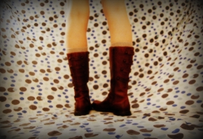 boots and mary oliver